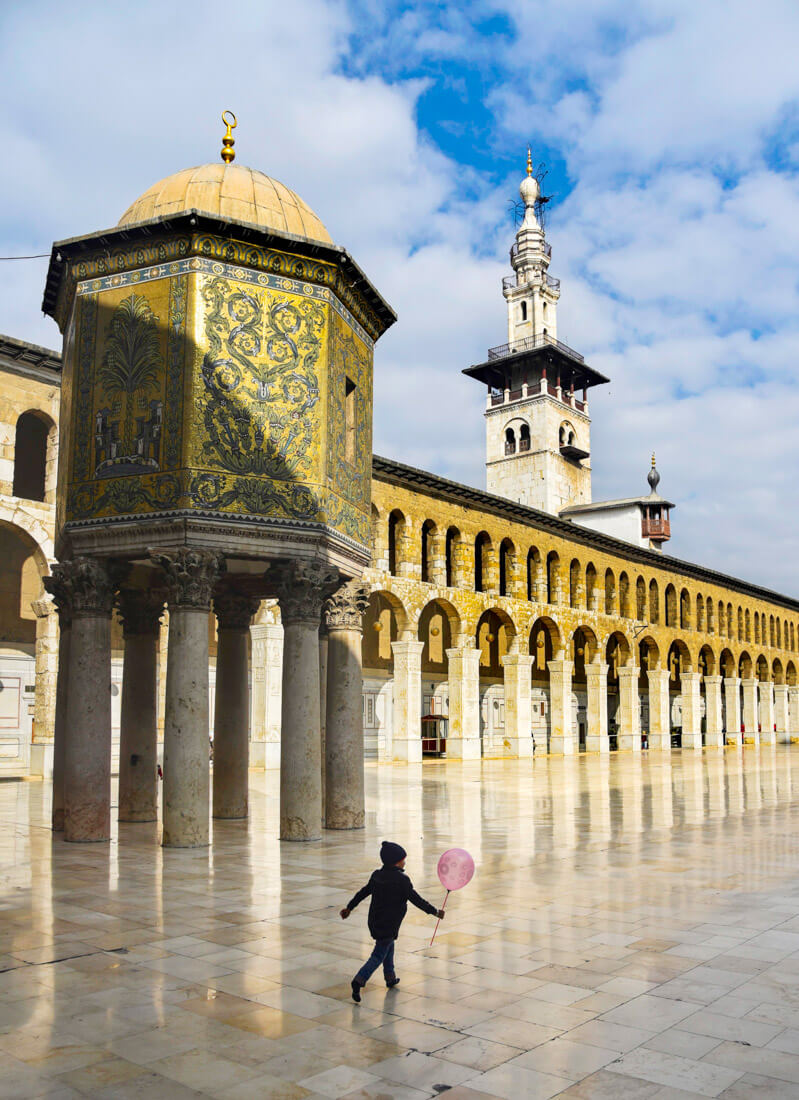 things to do in Damascus