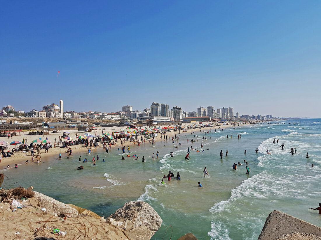 qué ver en Gaza