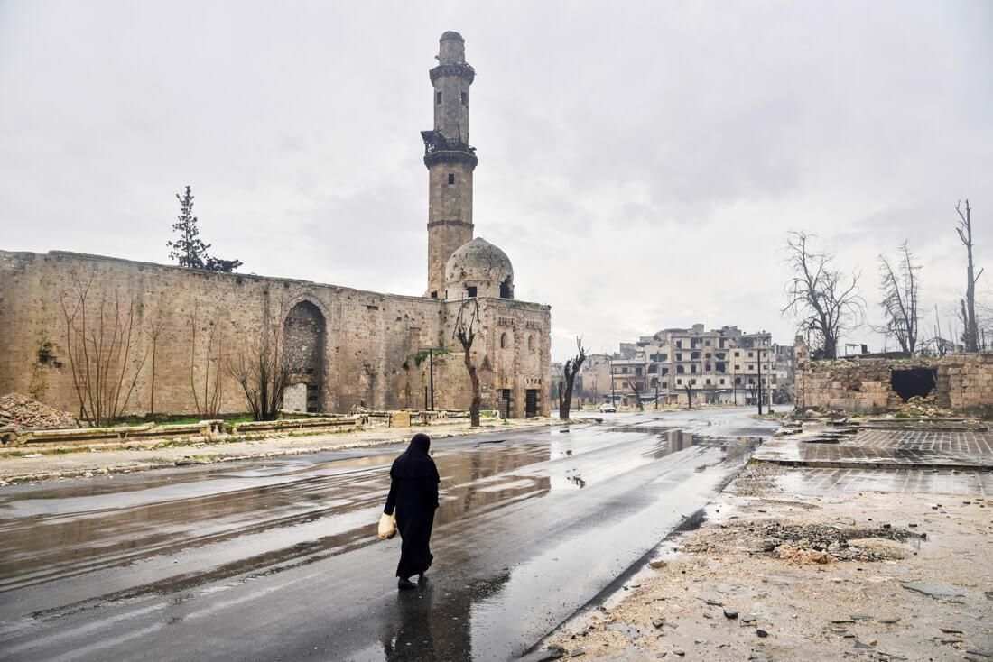 travel to Aleppo