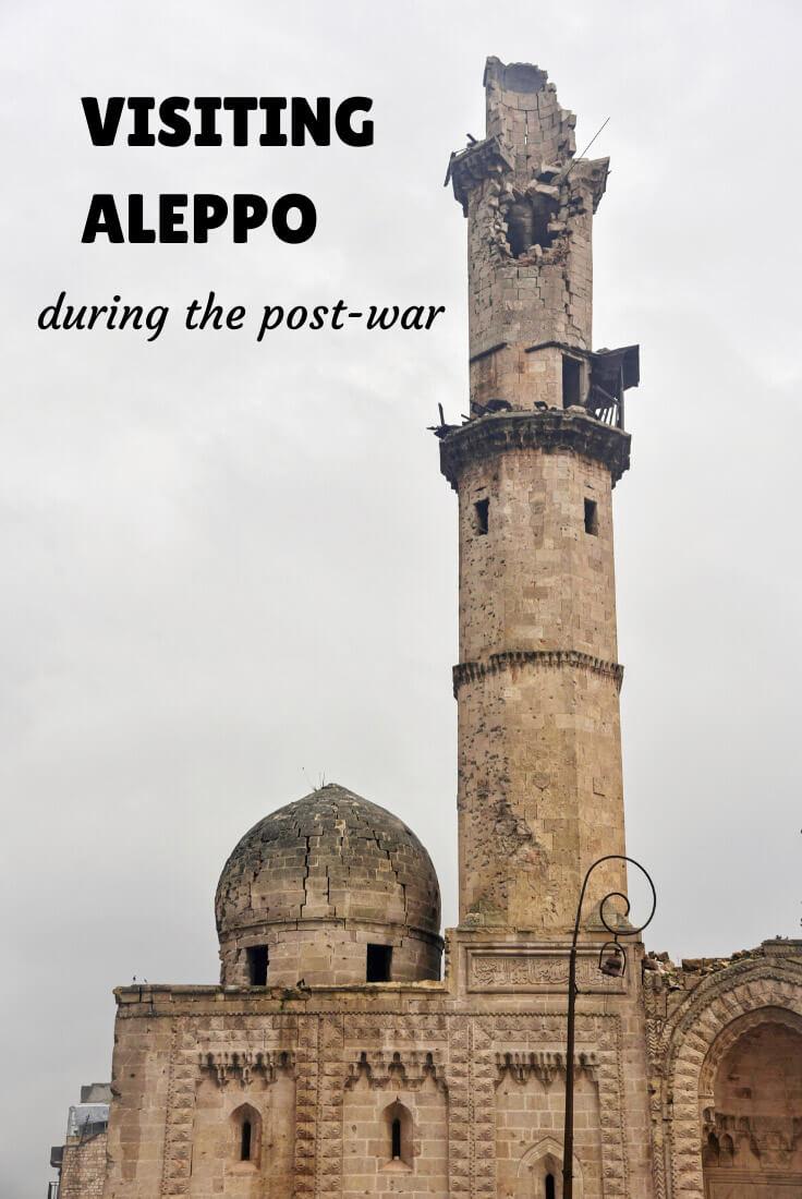 visit Aleppo