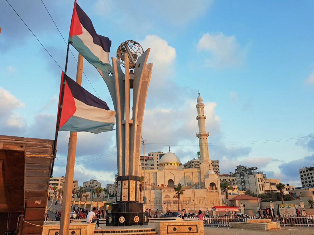 visitar Gaza