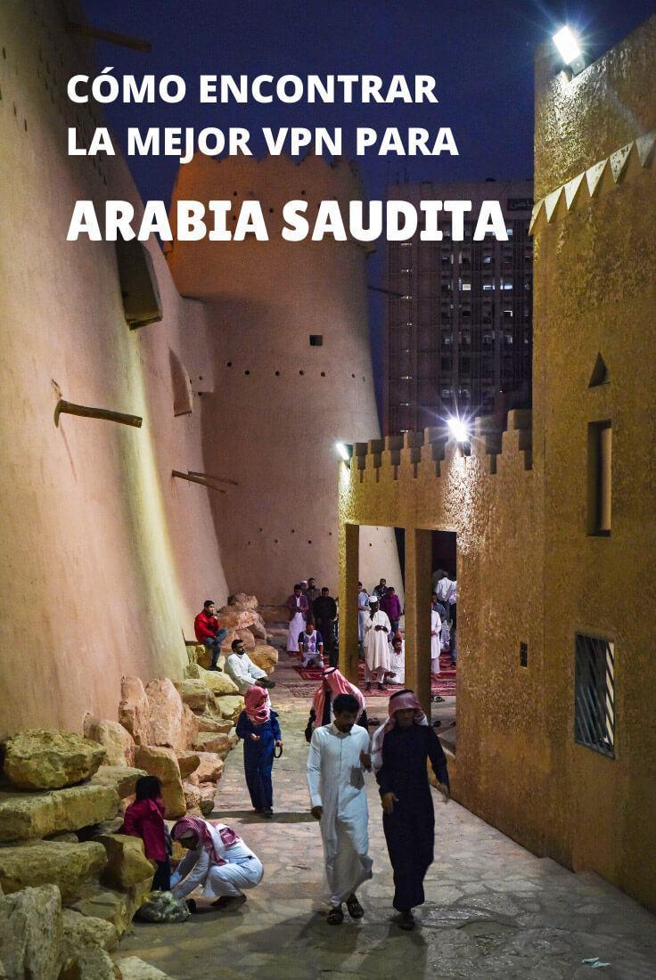 vpn para arabia