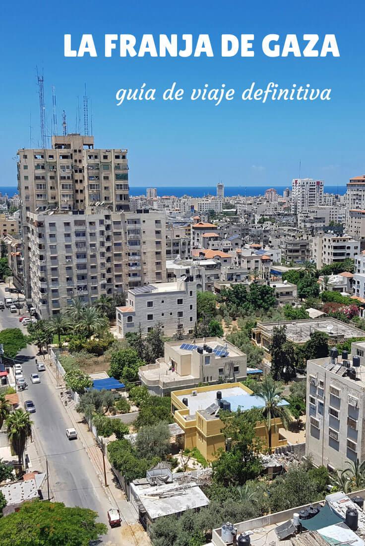 viajar a Gaza