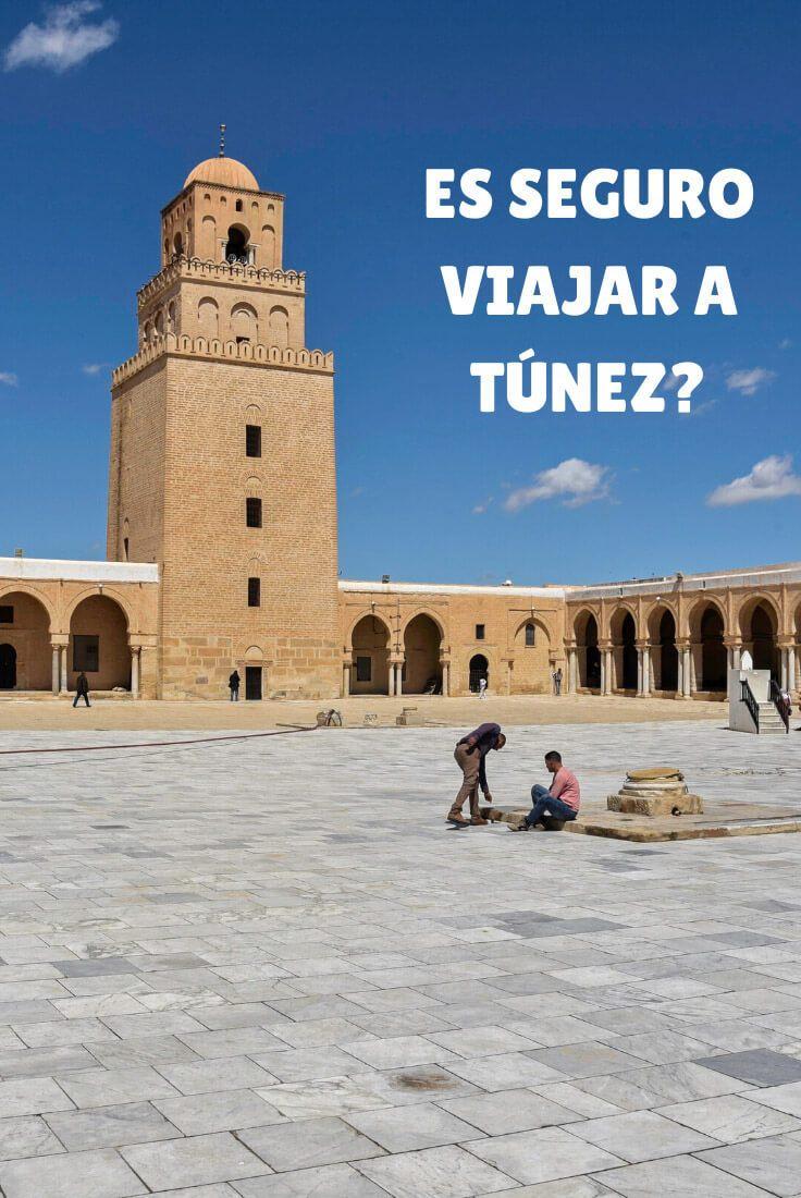es seguro viajar a Túnez