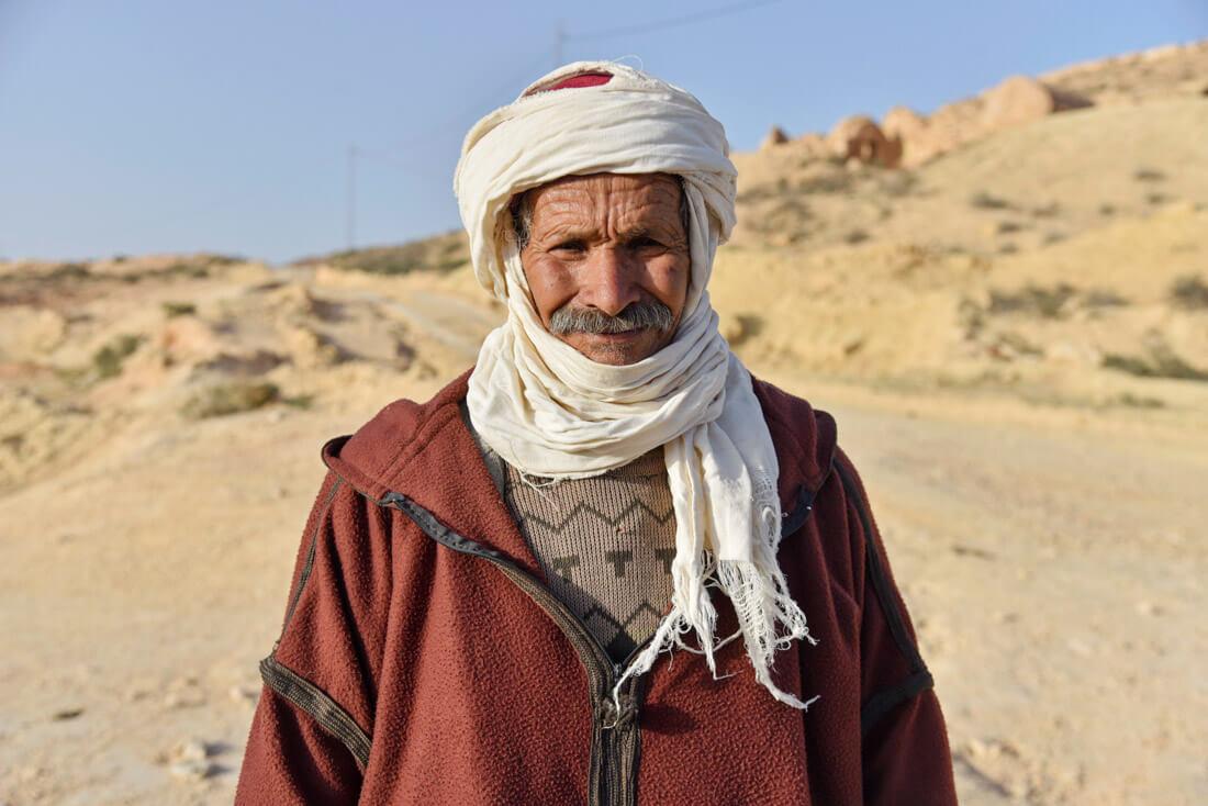 people Tunisia