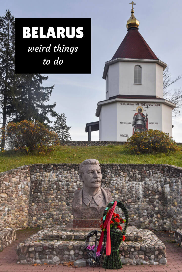 things to see in Belarus