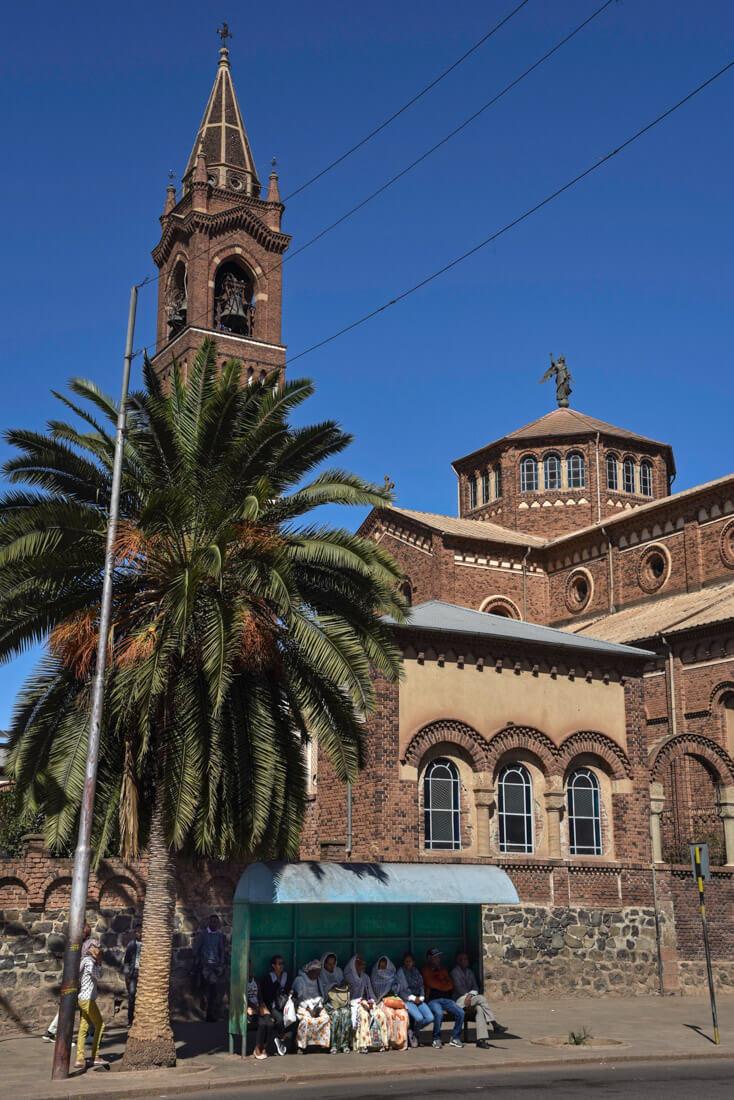 visitando Asmara