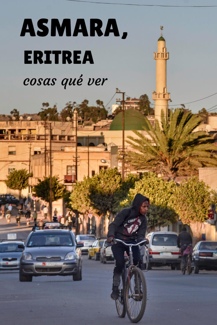 qué ver en Asmara
