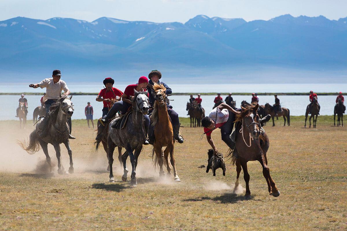 viaje a Asia Central