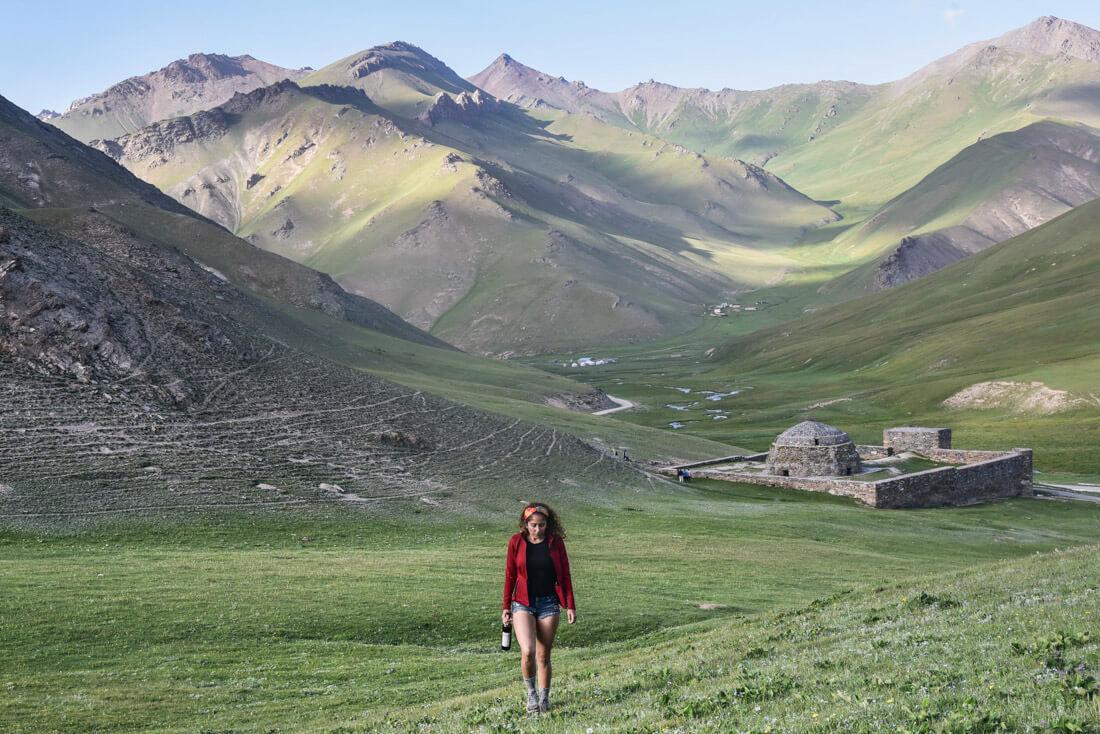 turismo en Asia Central