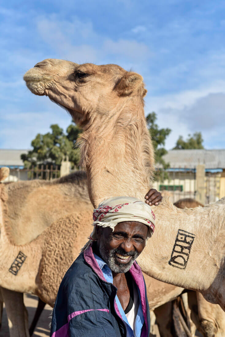 how to travel to Somaliland