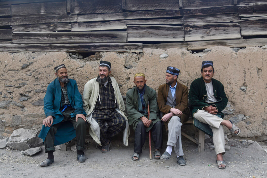 people central asia
