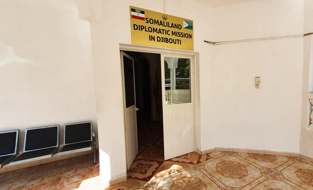 somaliland missiom djibouti