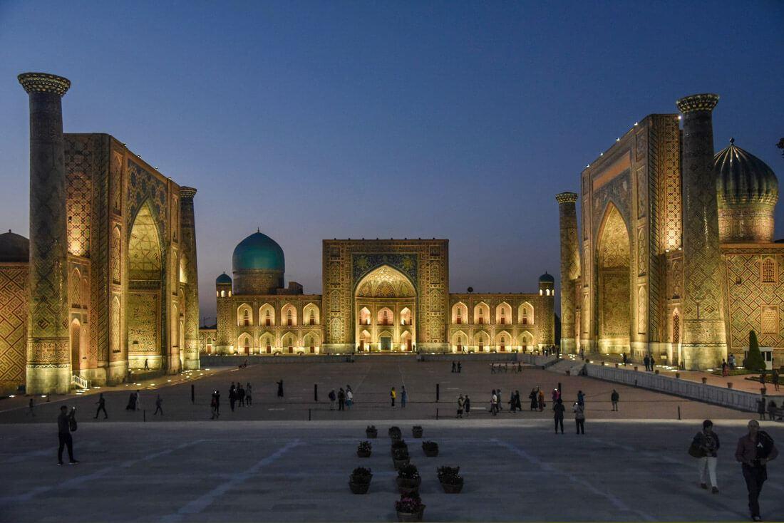 Asia Central barato