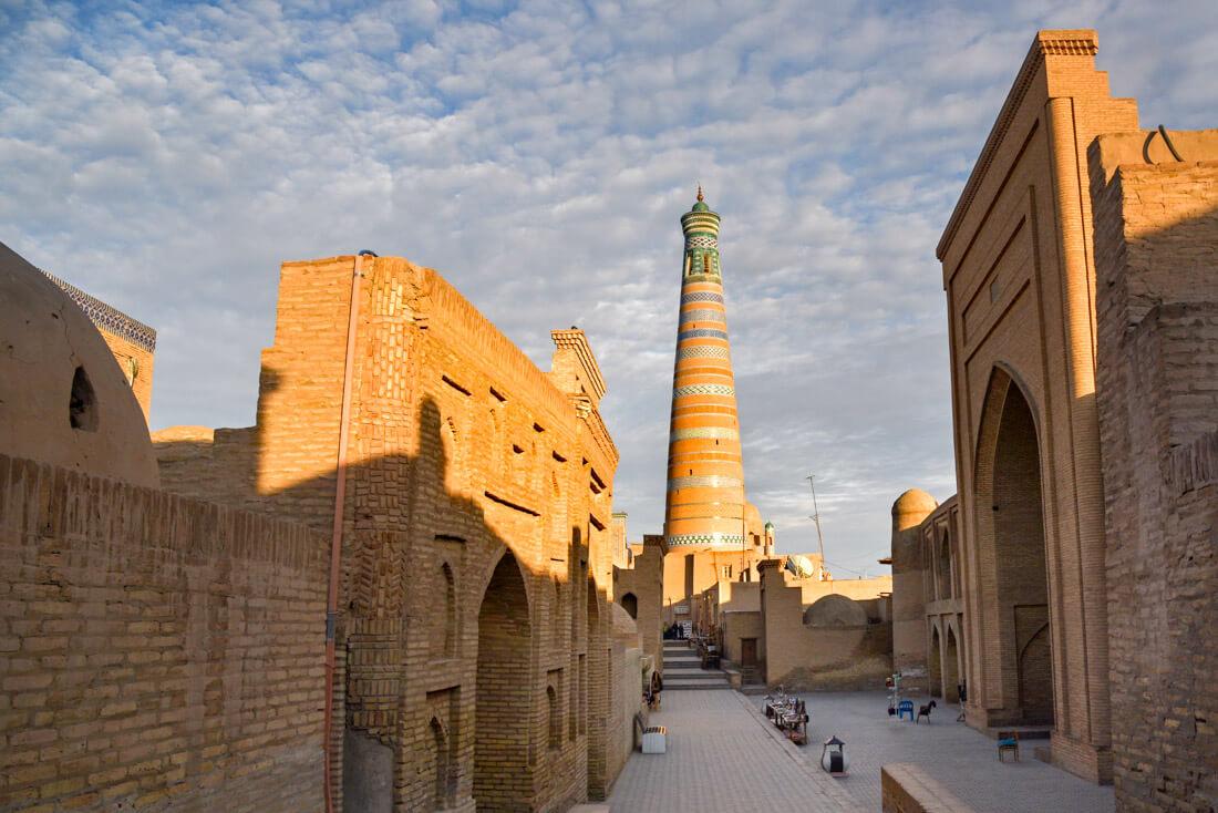 lugares que visitar en Asia Central
