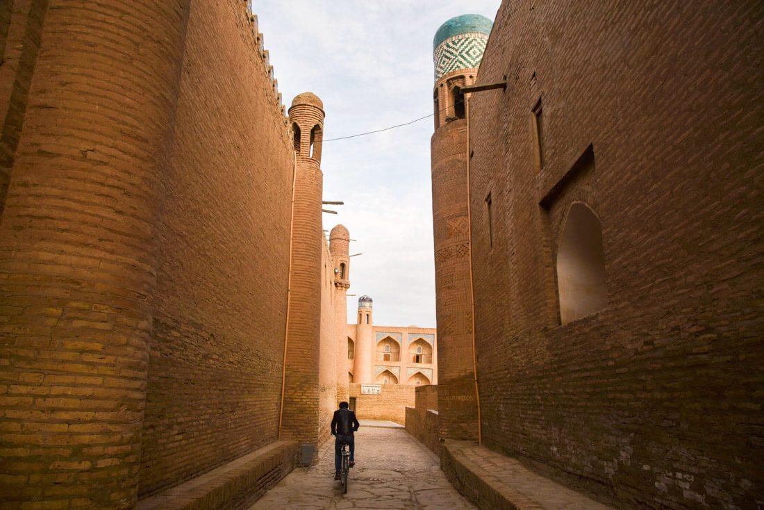 visitar Asia Central