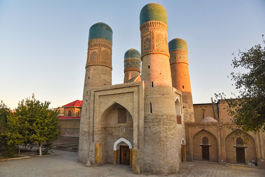 viajar a Asia Central
