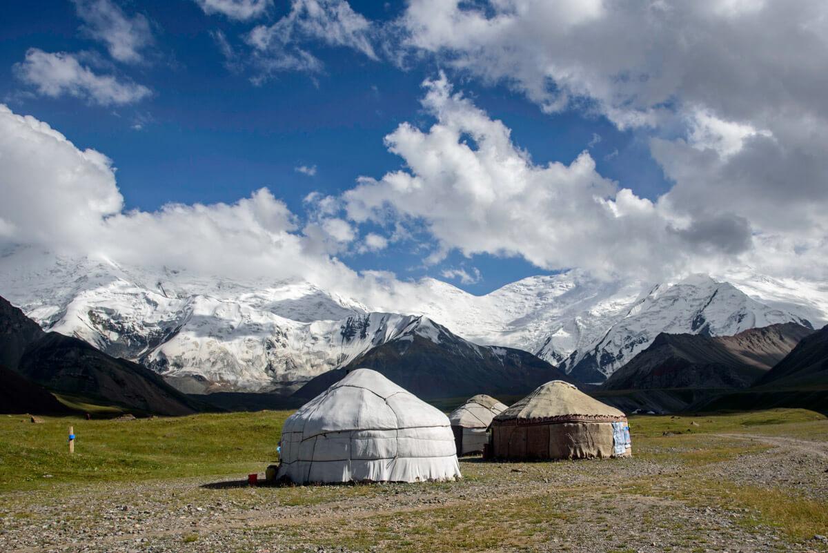 Montañismo Asia Central