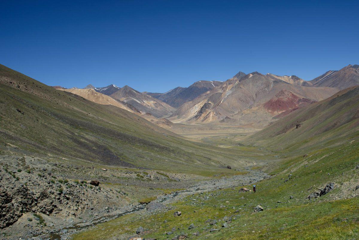 trekking en la Ruta de la Seda