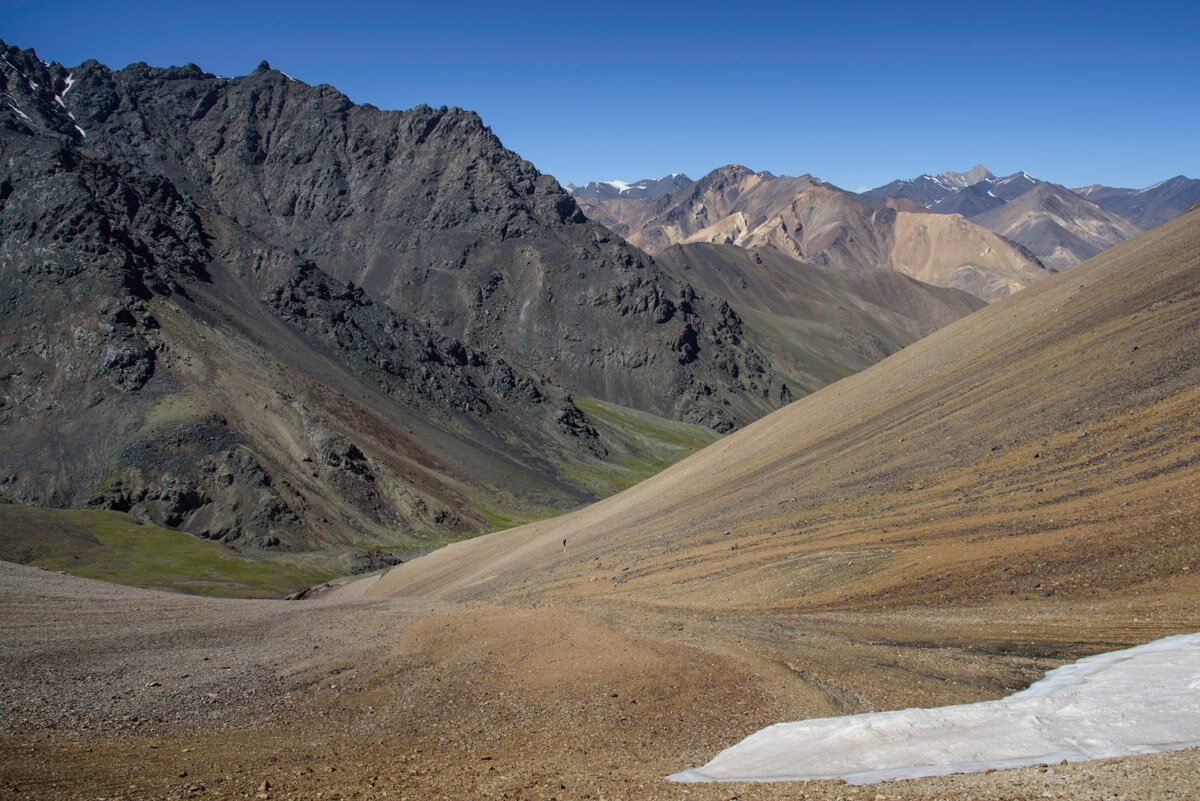 trekking en los Pamires