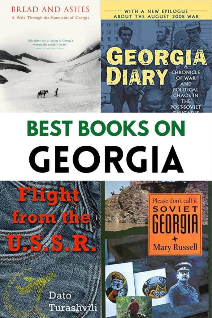 books on Georgia
