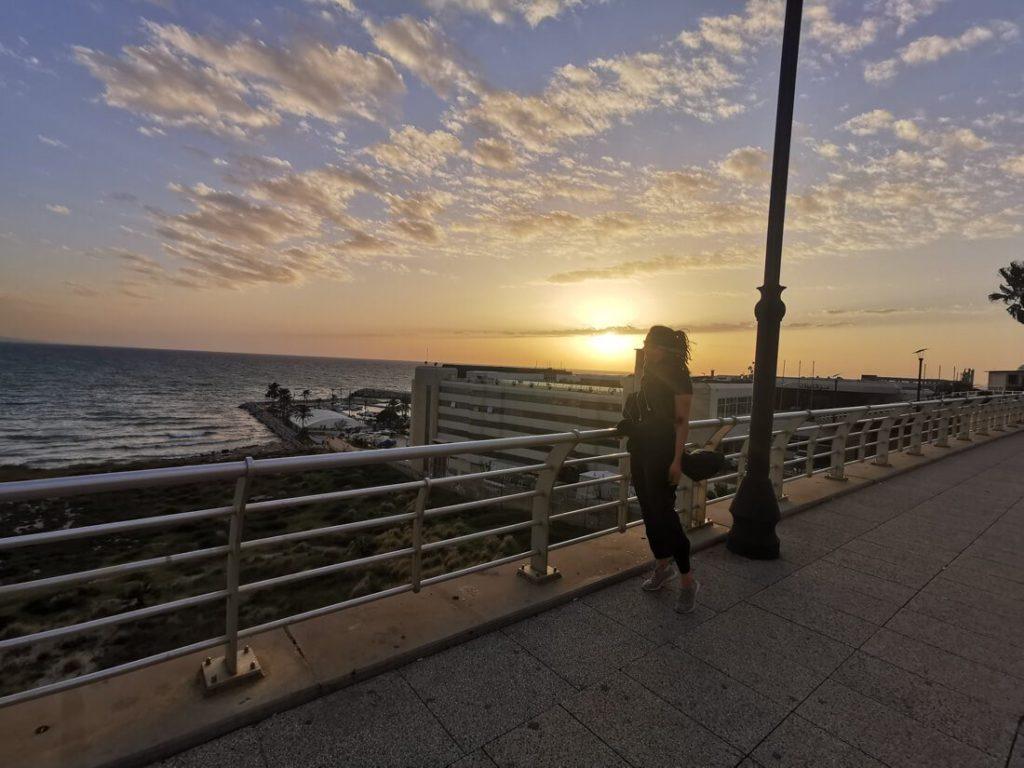 lebanon as a solo woman