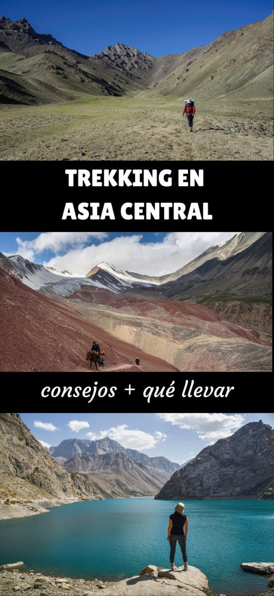 trekking en Asia Central