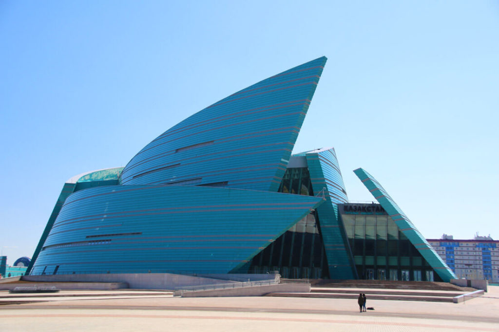 Things to do in Nur-Sultan