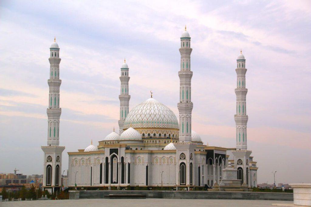 travel guide Astana