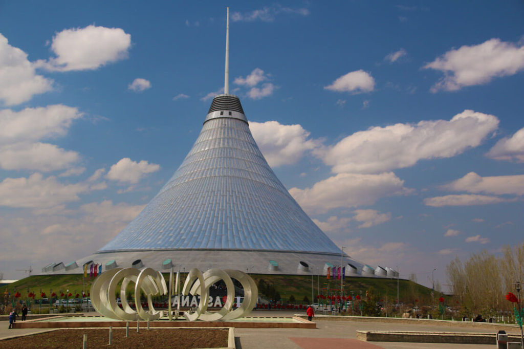 things to visit in Astana