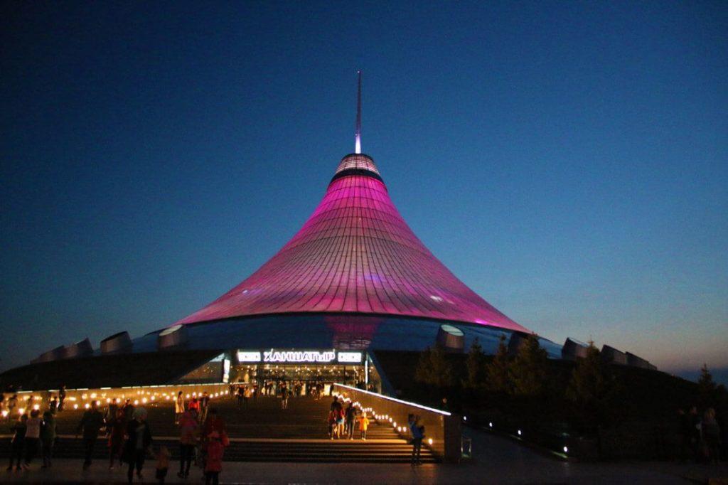 travel blog Astana