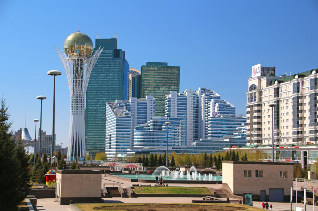 places to visit in astana