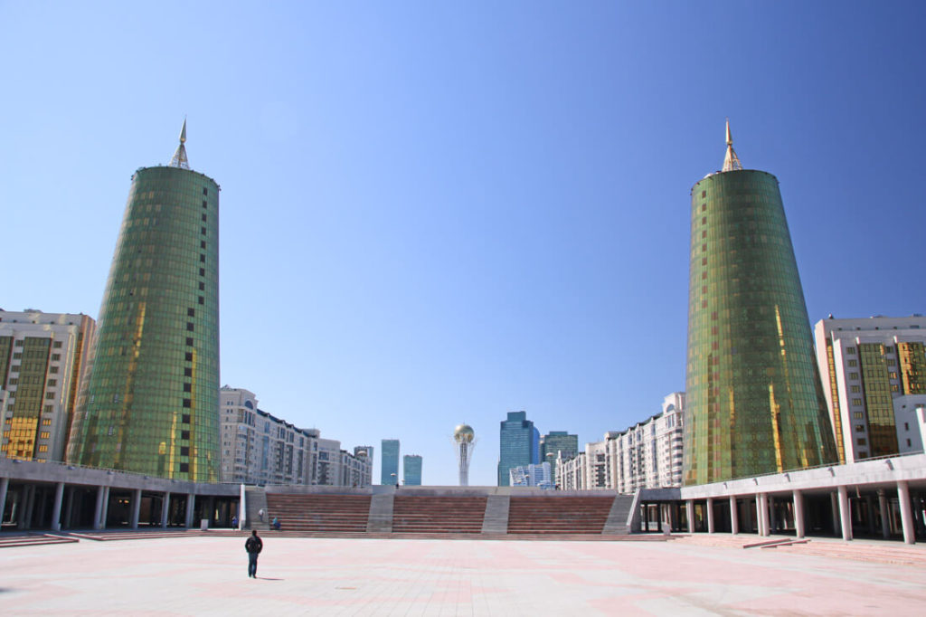 what to do in astana