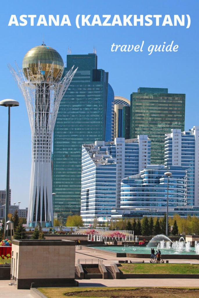 visit Astana