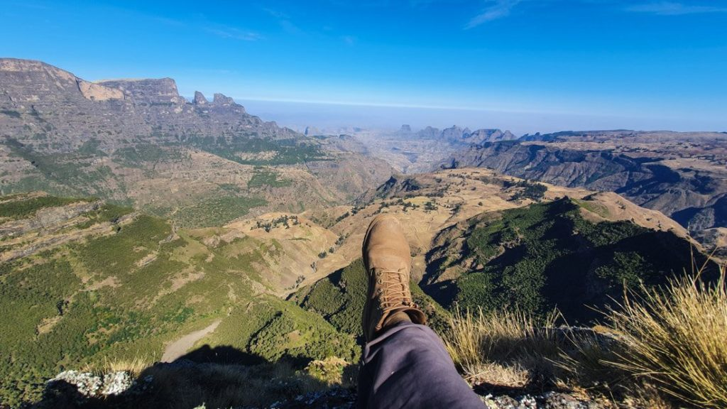 are the Simien mountains safe