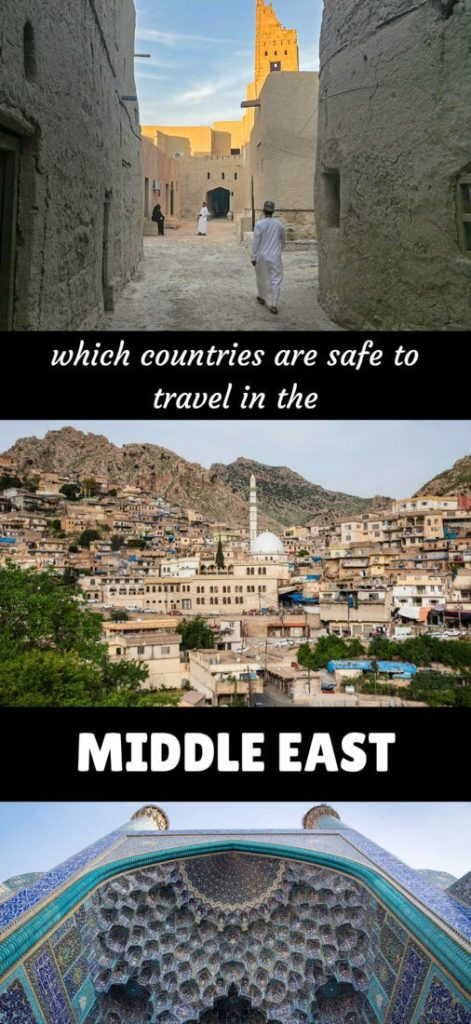 is the Middle East safe