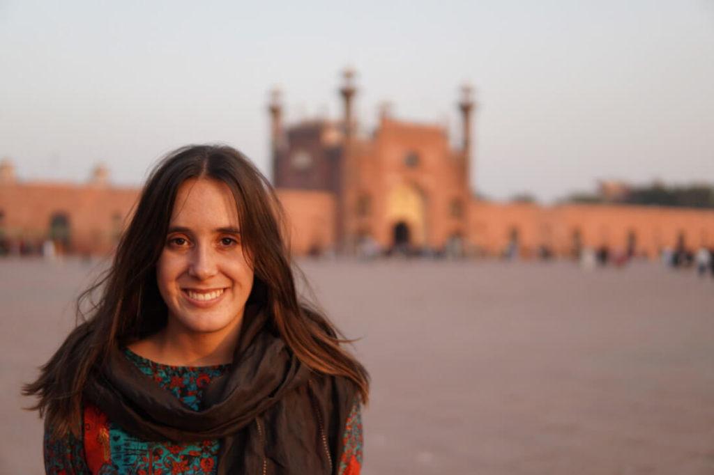 solo women travel in Pakistan