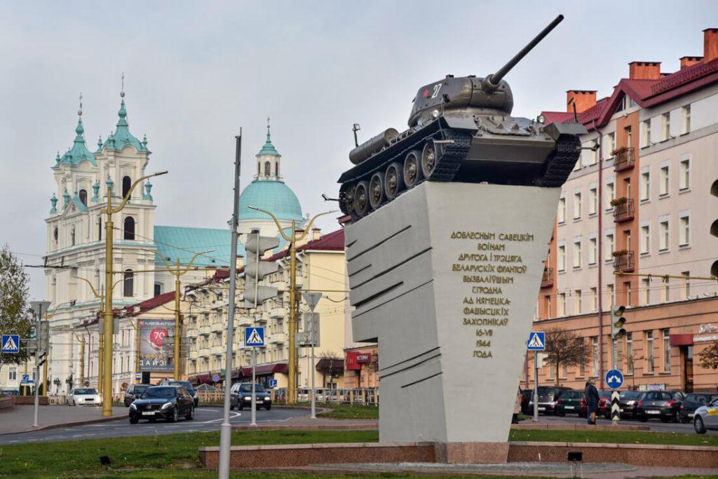 Bielorrusia en 1 semana