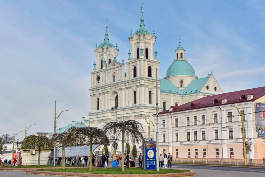 Grodno, Bielorrusia