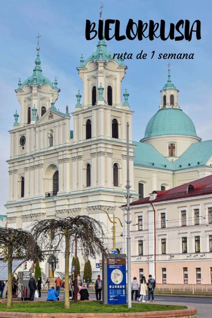 lugares que visitar en bielorrusia