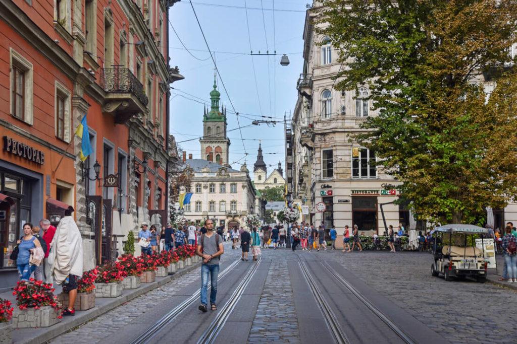 guía de viaje a Lviv