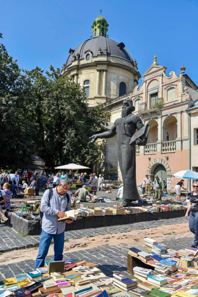 consejos para visitar Lviv