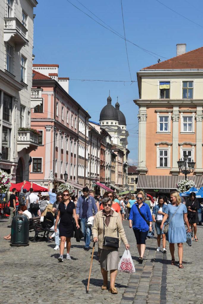 qué hacer en Lviv