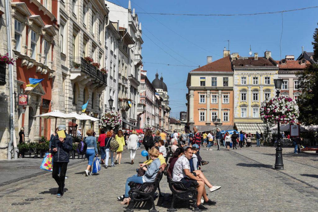 qué visitar en Lviv