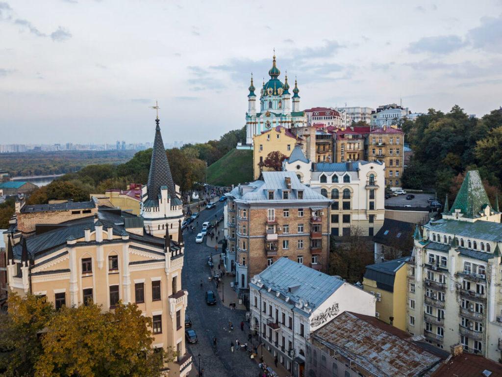 lugares interesantes que visitar en Ucrania