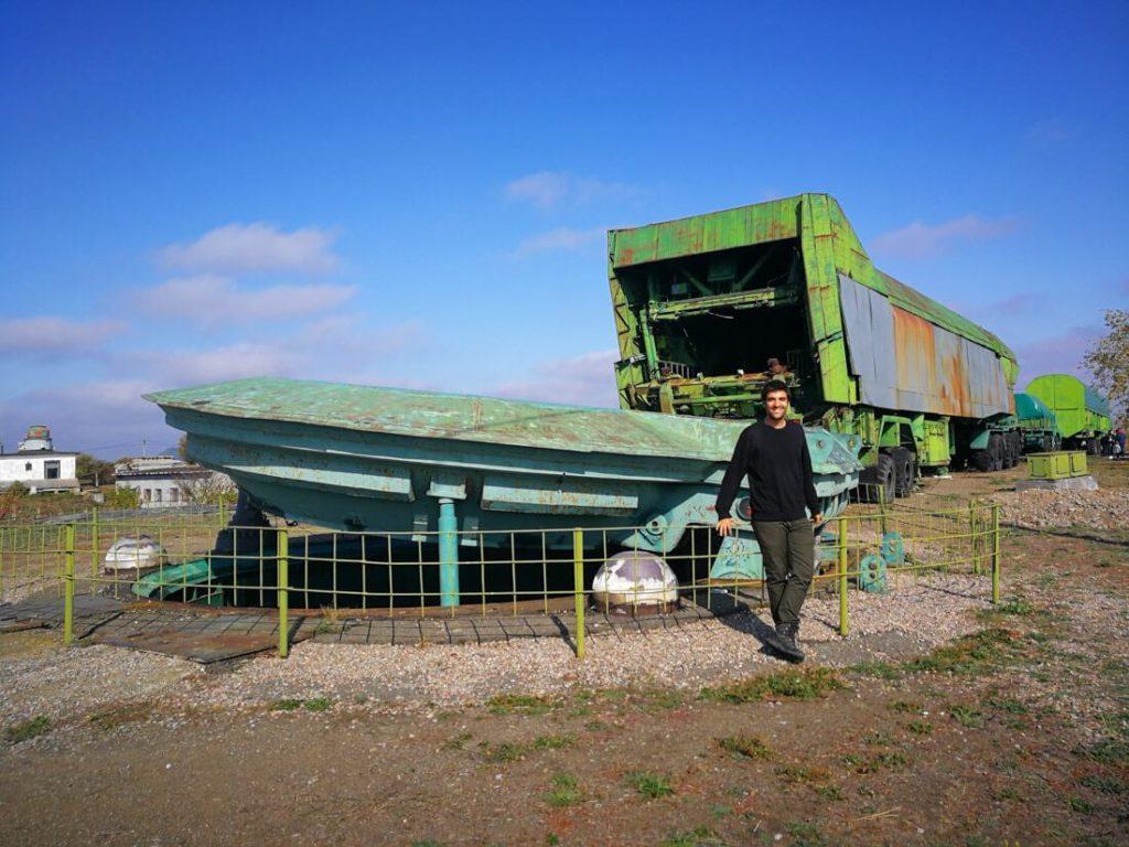 museo de misiles estratégicos ucrania