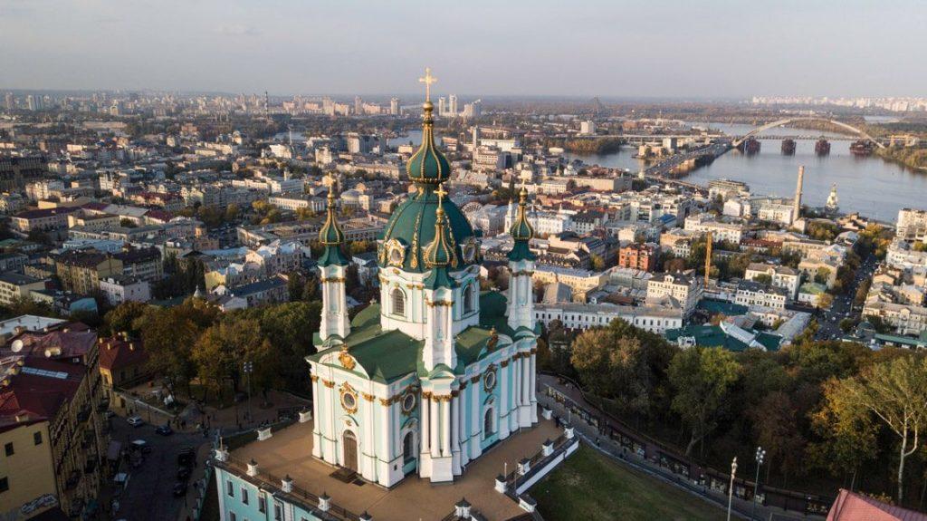 qué ver en Ucrania