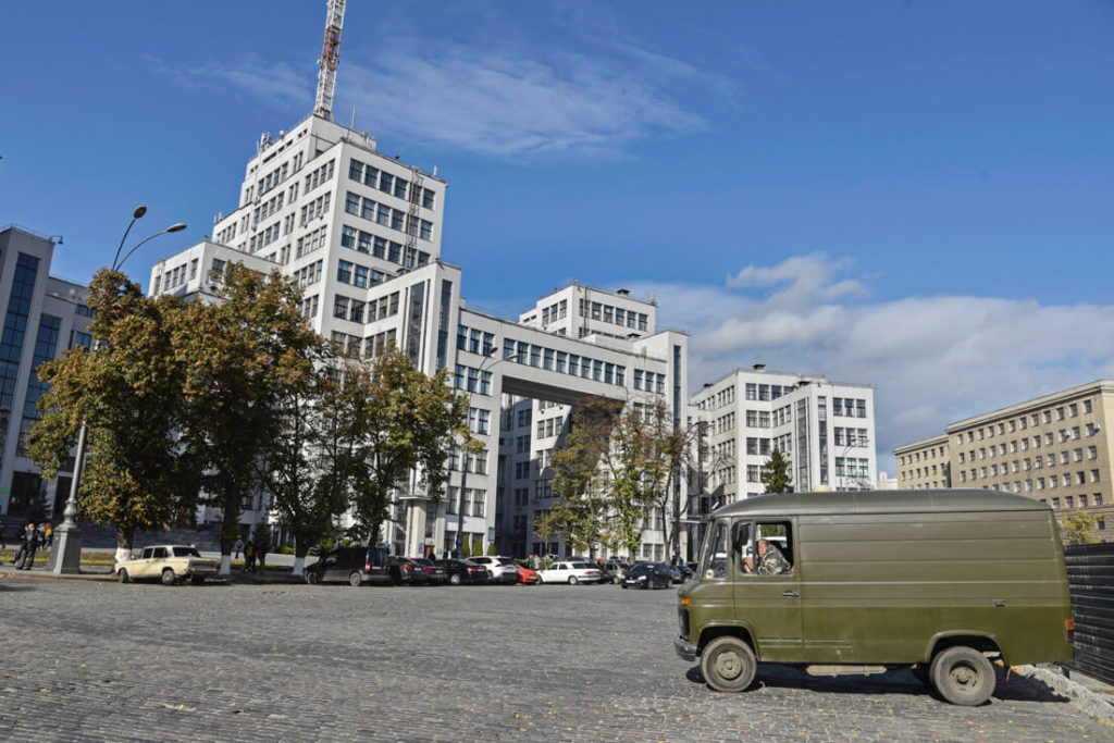 que ver en Kharkiv