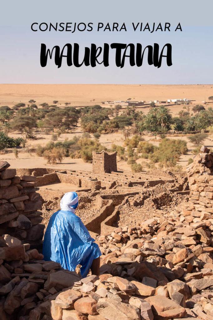 guía de viaje a Mauritania