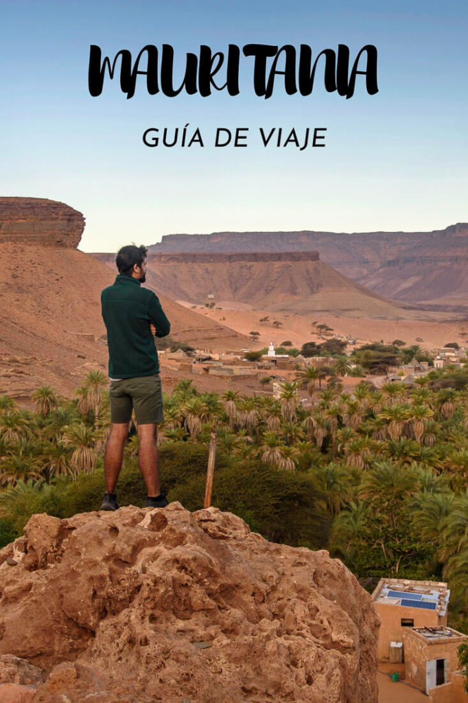 visitar Mauritania